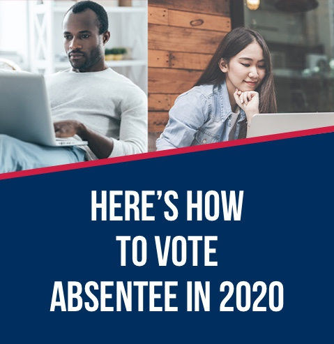 How to Vote From Anywhere